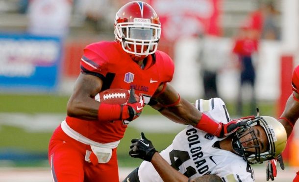 NCAA Football: Colorado at Fresno State
