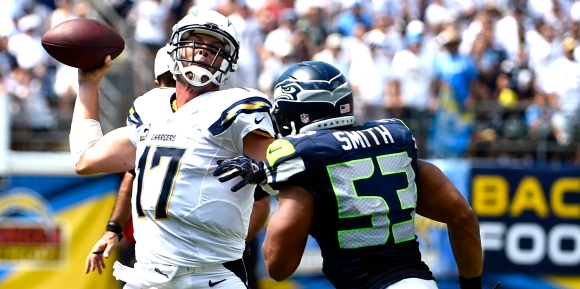 Philip Rivers, Malcolm Smith